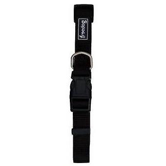 Freedog Basic черный нейлон воротник 10 мм (собаки, воротники, ведет и страховочные пояса, воротники)