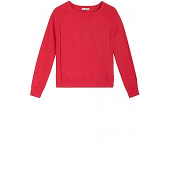 Sandwich Clothing Pop Fuchsia Knit Jumper