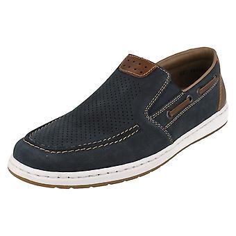Mens Rieker Casual Shoes 18266