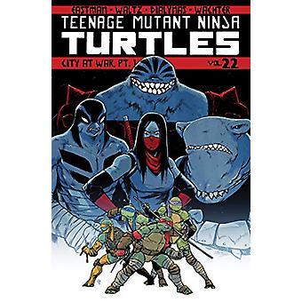 Teenage Mutant Ninja Turtles Volume 22 - City At War - Pt. 1 by Kevin