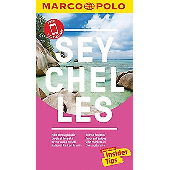 Seychelles Marco Polo Pocket Travel Guide - with pull out map by Marc