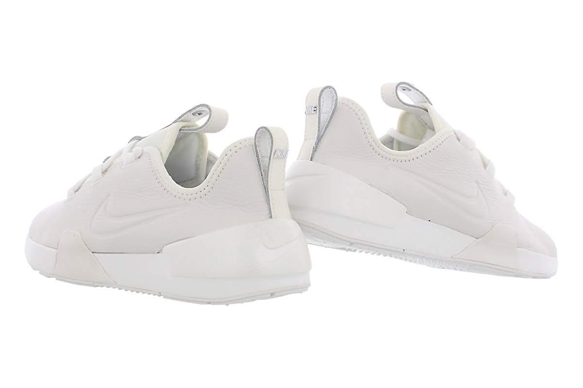 Nike Dame Ashin Moderne Lx Lerret Lav Topp Trekk På Mote Joggesko