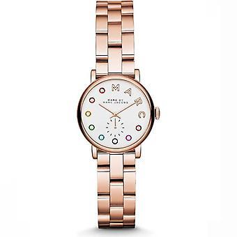 Marc Jacobs MBM3443 Baker Dexter 28mm Steel Bracelet Quartz Ladies Watch