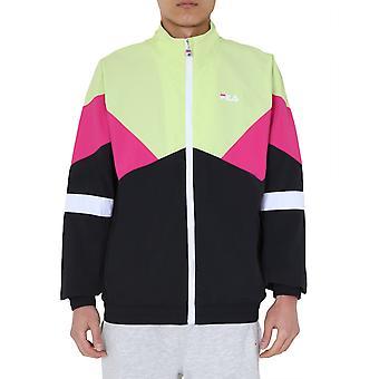 Fila 687478a456 Män's Multicolor Nylon Ytterkläder Jacka
