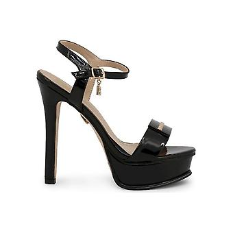 Laura Biagiotti - Chaussures - Sandales - 6128_PATENT_BLACK - Dames - Schwartz - 41