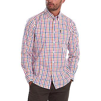 Barbour Men's Tattersall 15 Camisa Tailored Fit