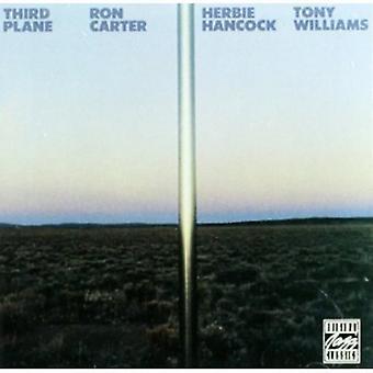 Carter/Hancock/Williams - Third Plane [CD] USA import