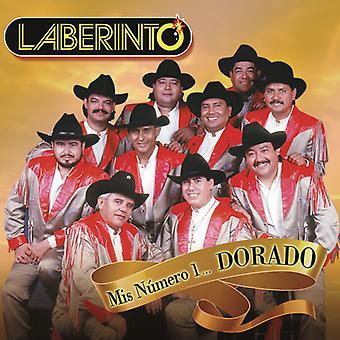 Mis Numero 1: Dorado [CD] USA import