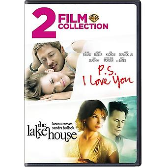 P.S. ti amo / import USA Lake House [DVD]