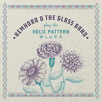Hemhora & the Glass Band - Helix Pattern Blues [CD] USA import