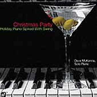 Dave McKenna - Christmas Party: Vakantie Pian [CD] USA import