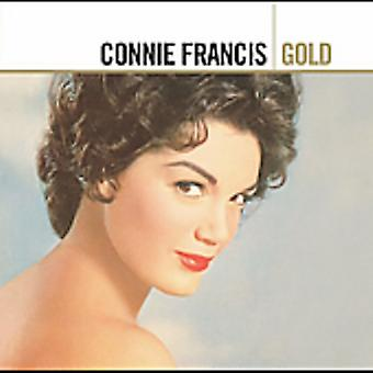 Connie Francis - Gold [CD] USA import