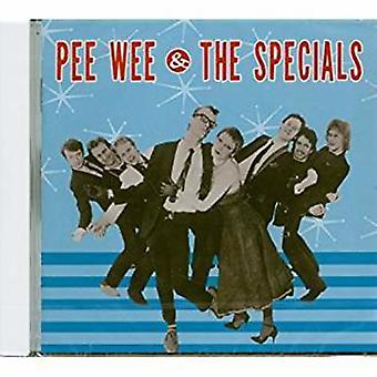 Pee Wee & the Specials - Best of Pee Wee & the Specials [CD] USA import