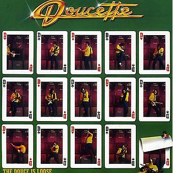 Doucette - Douce Is Loose [CD] USA import