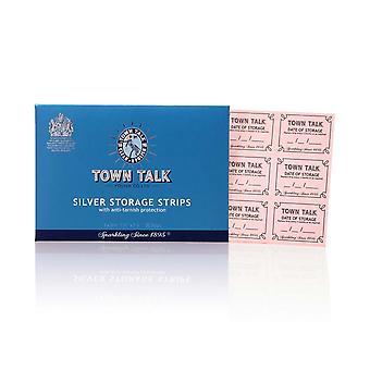 Town Talk Anti-tarnish Silver Storage Strips