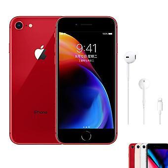 アップルのiPhone 8 256GB赤いスマートフォンオリジナル