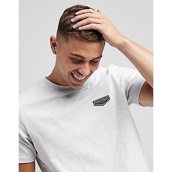 Nieuw Aanbod & Demand Men's Core Short Sleeve T-shirt Grijs