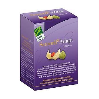Sensoril Adapt Ashwagandha 60 capsules
