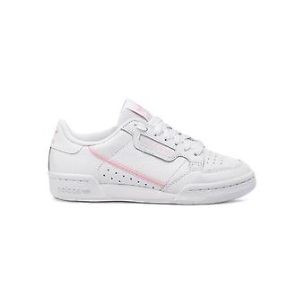 أديداس - أحذية - أحذية رياضية - G27722_Continental80 - السيدات - أبيض، وردي - المملكة المتحدة 4.5