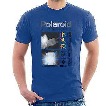 Polaroid Endless Adventures Uomini's T-Shirt