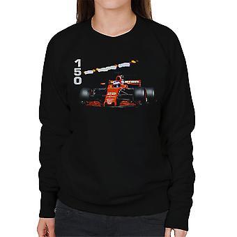 Motorsport Images Jenson Button McLaren MCL32 Monte Carlo Women's Sweatshirt