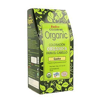 Color Me Organic Mahogany Bio 100 g (Mahogany)