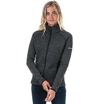 Women's Berghaus Urra Fleece Jacket in Black