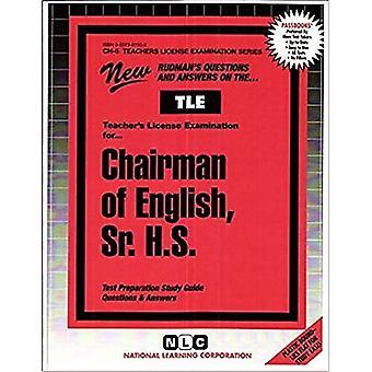 Anglais, Sr. H.S.: Guide d'étude des passbooks