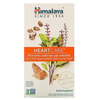Himalaya, HeartCare, 240 vegetarische capsules