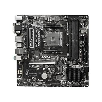 Msi Amd B450 Am4 Matx Pro Motherboard 4Xddr4