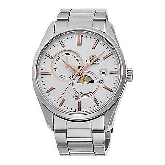 Orient Sun ja Moon Automaattinen RA-AK0301S10B Miesten Watch