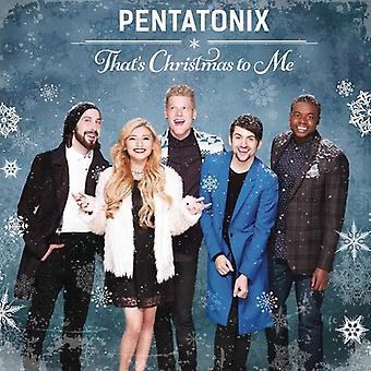 Pentatonix - That's Christmas to Me [CD] USA import