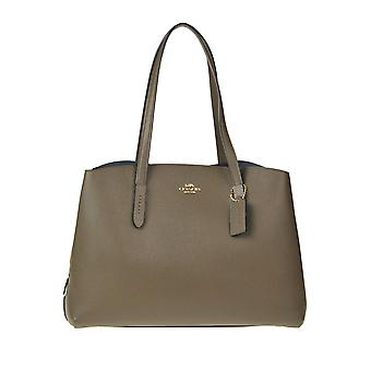 Coach Ezgl005024 Femmes-apos;s Green Leather Tote