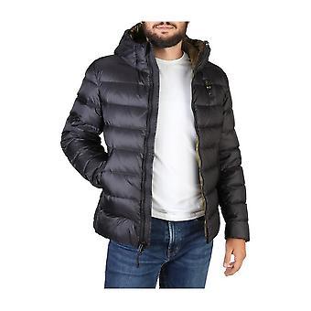 Blue - Clothing - Jackets - 19WBLUC03035-005046_999SP - Men - Schwartz - XXL