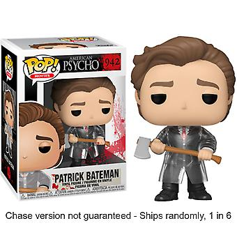 American Psycho Patrick with Axe Pop! Chase Ships 1 in 6