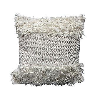 Spura Home perinteinen mukava halaus tyyli harmaa marokkolainen tyyny 18x18