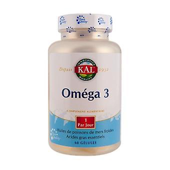 Omega 3 60 helmiä