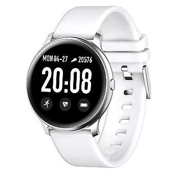 Multifunctionele waterdichte smart watch hartslag bloeddruk informatie herinneren