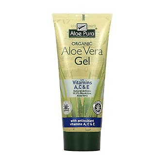 Aloe gel with antiox. Vit. A, C and E 200 ml