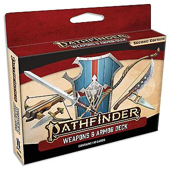 Wapens en Armor Deck - Pathfinder RPG Second Edition P2