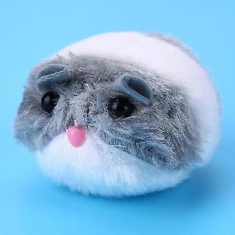 Funny Cute Cat Shake Beweging, Muis Pet Veiligheid Interactieve Pluche Fur Speelgoed