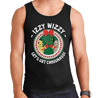 Noki joulu Izzy Wizzy Lets Get Chrismassy Men's Vest