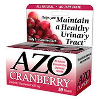 Amerifit Nutrition Azo Cranberry Supplement, 450 mg, 50 Tabs