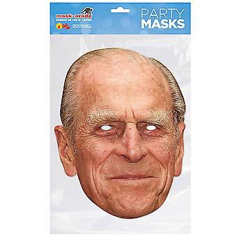 Mask-arade Prince Philip Celebrities Party Face Mask