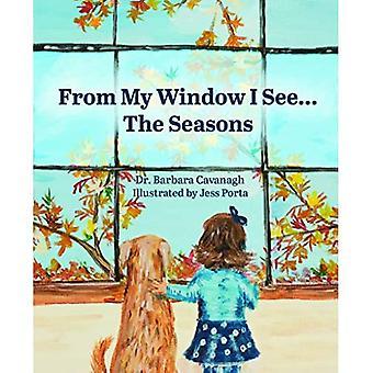 Fra mit vindue jeg ser ... Årstiderne
