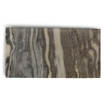 Senso Marmor tønde / bakke 30x15 cm