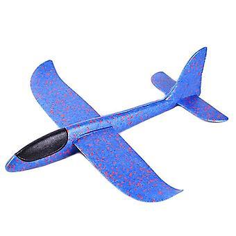 Schaum Flugzeug werfen Glider Spielzeug, Flugzeug TrägzSchaum Epp fliegende Flugzeug im Freien