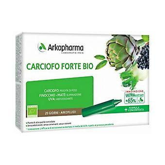 Arkofluidi Artichoke Forte Bio Uusi Ei mitään