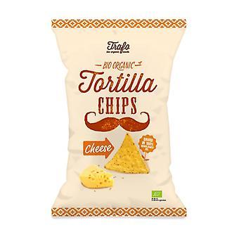 Organic Cheese Nacho Tortillas Chips 75 g
