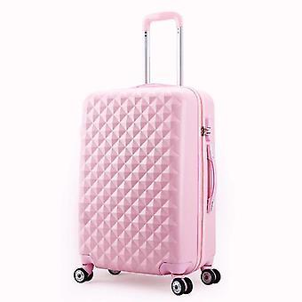 Valcovanie Batožina Set / Vozík Kufor / Roztomilý Spinner Carry On Batožina Cestovanie